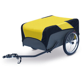 Roland Traveller Cykelanhænger gul/sort